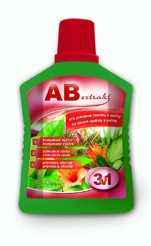 AB EXTRAKT 3v1 pre izbové rastliny f0623995943
