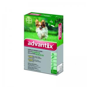 Advantix spot on do 4kg