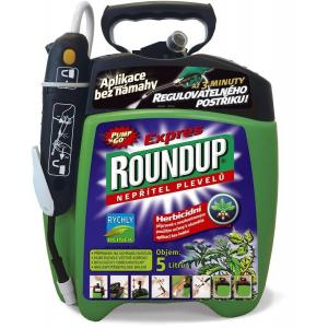 Roundup expres 6h 5000ml pump & go